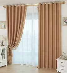 online shop curtain high quality solid color eco friendly matt