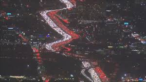 united states of america thanksgiving see america u0027s worst traffic jam ahead of holiday weekend youtube