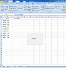 excel vba how to loop through workbooks in same folder using