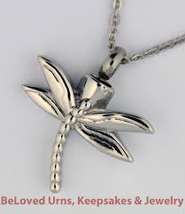 jewelry keepsakes dragonfly cremation jewelry keepsake pendant urn with 20 necklace