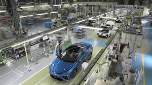 largest toyota dealer toyota mirai production capped at 3 000 per year gas 2