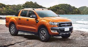 ford ranger fuel consumption motorburn truck top trumps toyota hilux vs updated