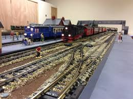 g scale society west midlands group model railway exhibition