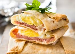 no washing up ham egg u0026 cheese pockets recipetin eats