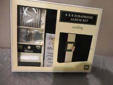 scrapbook album kits memories scrapbooking card kits ebay