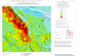 Earthquake Map Seattle by Risk6 Jpg