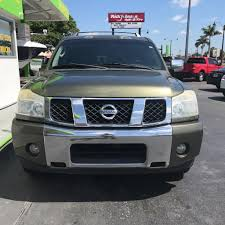 nissan armada for sale under 5000 nissan armada le suv in florida for sale used cars on buysellsearch