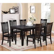 east west furniture west weston dining table set with wood seat