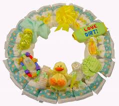 unisex baby shower themes unisex baby shower theme wreath unisex 04 30 12 baby