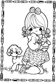 coloring pages september 2012 crafty precious moments
