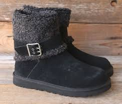 ugg womens frances boots black 429 best ugg australia images on uk 5 wedge boots and
