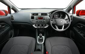 kia rio owners and passengers what do you use the small empty