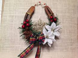 horseshoe christmas ornaments 27 beautiful and creative christmas horseshoe ornaments