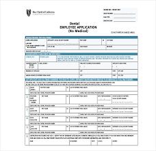 california employment application template eliolera com