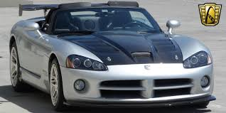 silver dodge viper for sale used cars on buysellsearch