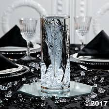 Ostrich Feather Centerpiece Wedding Centerpiece Ideas Diy Wedding Centerpieces