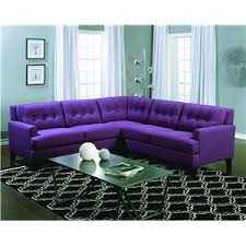 Purple Sectional Sofa Palliser Barbara Two Sectional Sofa With Lhf Chaise A1