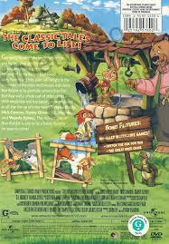 rabbit dvd the adventures of brer rabbit on dvd