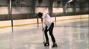 global synthetic ice full size rink with lines youtube