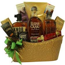 bourbon gift basket build a basket bourbon lover s ultimate gift basket