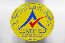 bureau standard award mice venue standard certified by convention