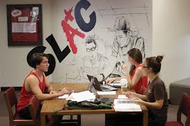 Texas State Art And Design Five Best Places To Study On Campus The University Star