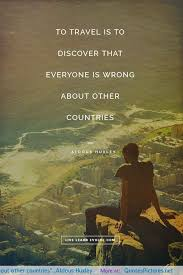 Travel poems