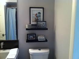 shelving over toilet closet ideas