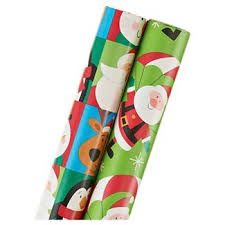 rolls of wrapping paper gift wrap christmas wrapping paper supplies target