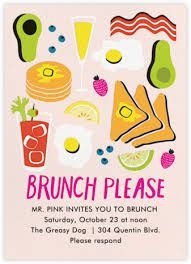 brunch invites brunch invitations online at paperless post