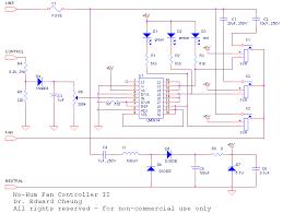 Ceiling Fan Controller by No Hum Fan Controller Kit