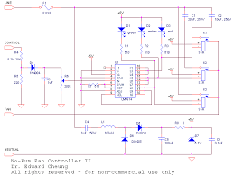 no hum fan controller kit