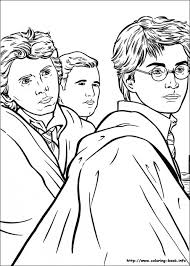 harry potter coloring pages free print 74892