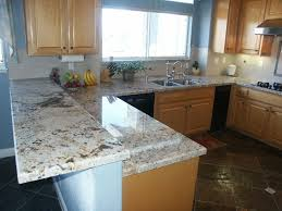 granite countertop how to refinish kitchen cabinets with paint