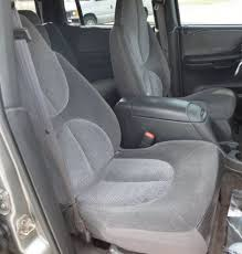 2000 Dodge Dakota Interior No Rugged Fit Covers Custom Fit Car Covers Truck Covers Van