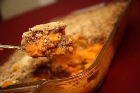 traditional sweet potato casserole recipe