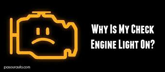 why does engine light come on why is my check engine light on