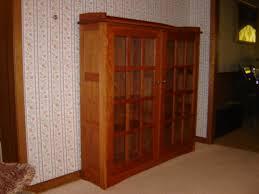 mission style bookcase by condor1 lumberjocks com