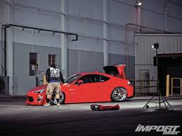 frs scion red 2013 scion fr s import tuner magazine