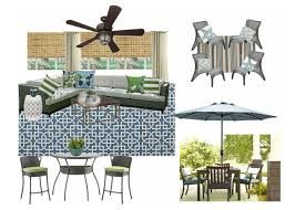 Screened Porch Makeover by Lowe U0027s Screen Porch And Deck Makeover Reveal