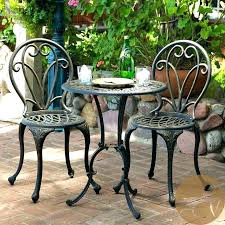 Outdoor Bistro Table Small Bistro Set Outdoor Bistro Small Bistro Set Small Outdoor