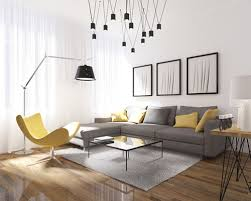 modern livingroom inspiration for a small modern open concept living room remodel in