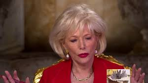 pictures of leslie stahl s hair p7 donald trump the 45th president 60 minutes interview leslie