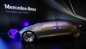 mercedes planning self driving limousine service
