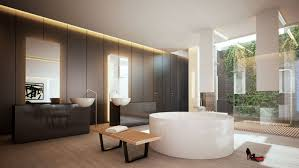 glamorous bathroom designs welcoming nature