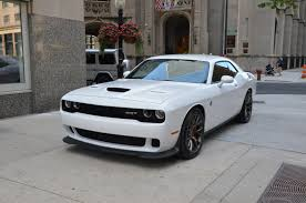 dodge challengers used 2015 dodge challenger srt hellcat stock gc1430b for sale near