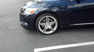lexus gs430 bhp 3gs wheel thread page 99 clublexus lexus forum discussion