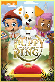 bubble guppies the puppy and the ring on dvd june 2 my