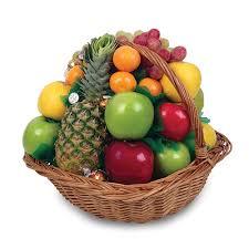 fruit basket large fruit gift basket shop online portland