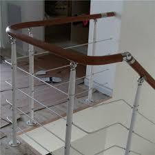 Stainless Steel Banister Modular Balustrade Stainless Steel Balustrade Service Provider